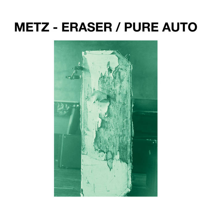Eraser cover art