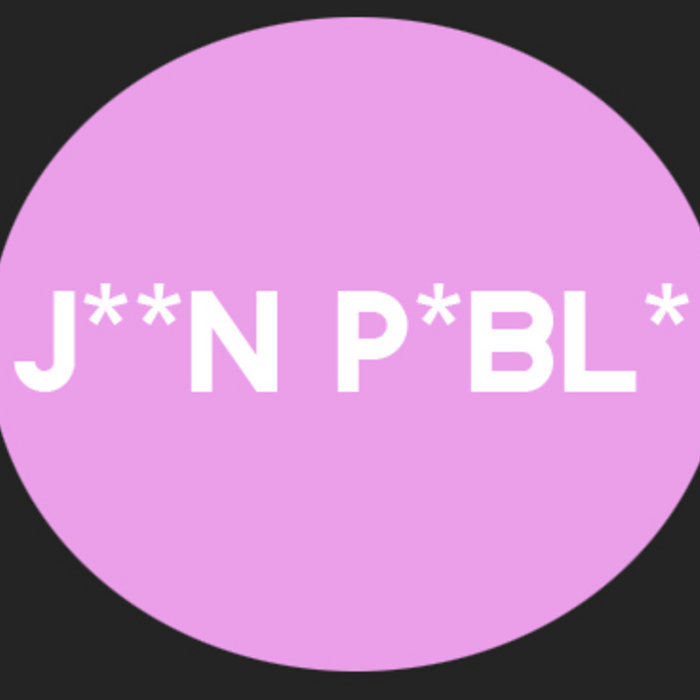 J**N P*BL* cover art