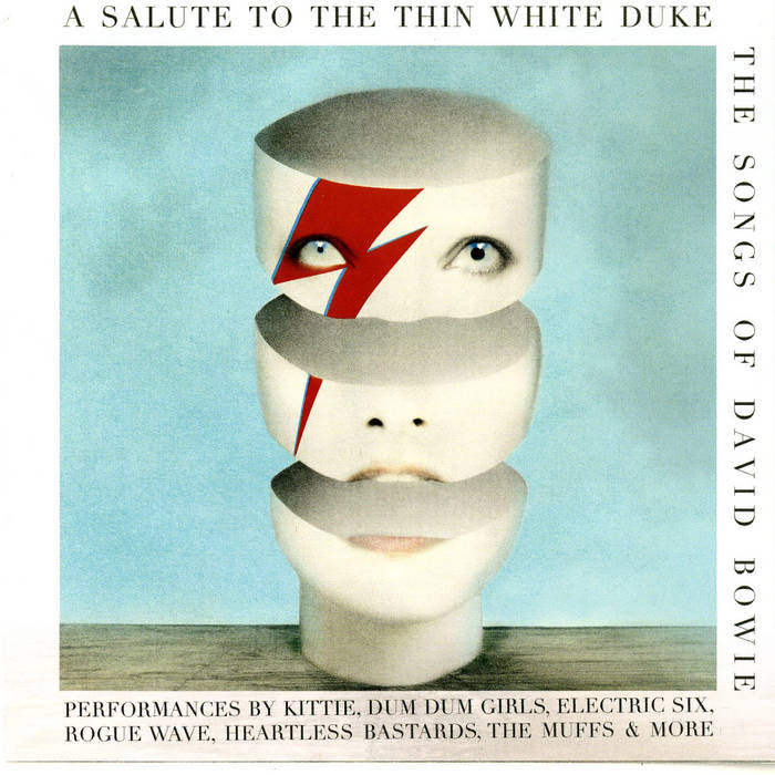 The Songs Of David Bowie cover art