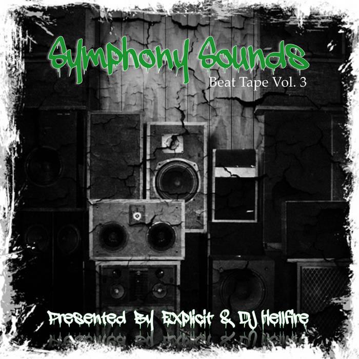 Symphony Sounds Beat Tape Vol. 3 cover art