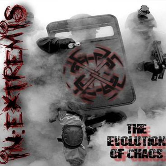 The Evolution of Chaos cover art