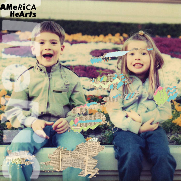 "America Hearts - ""Be My Jones"" cover art"