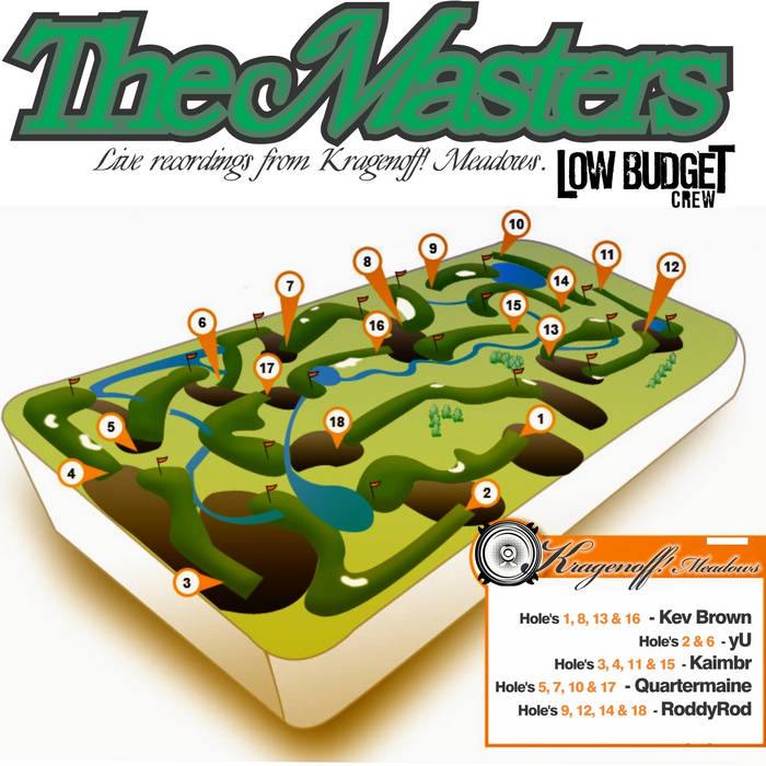 The Masters - Low Budget Crew cover art