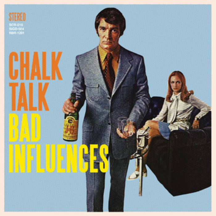 Bad Influences cover art