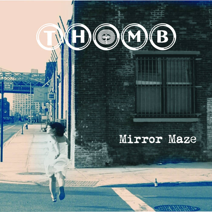 Mirror Maze cover art