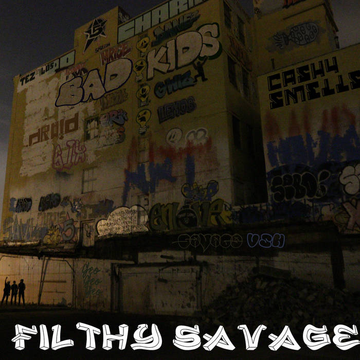 Filthy Savage cover art