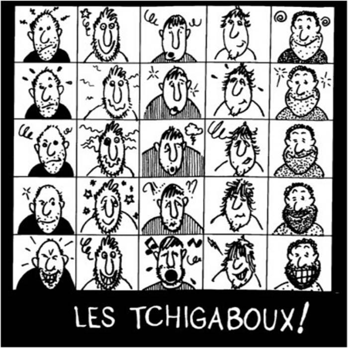 les tchigaboux! cover art