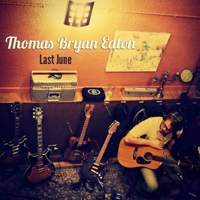 Last June (Single) cover art