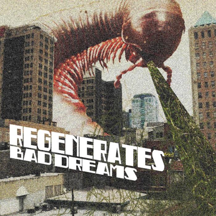 Bad Dreams cover art