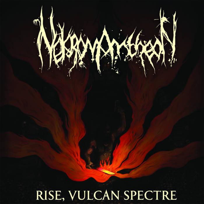 Rise, Vulcan Spectre cover art