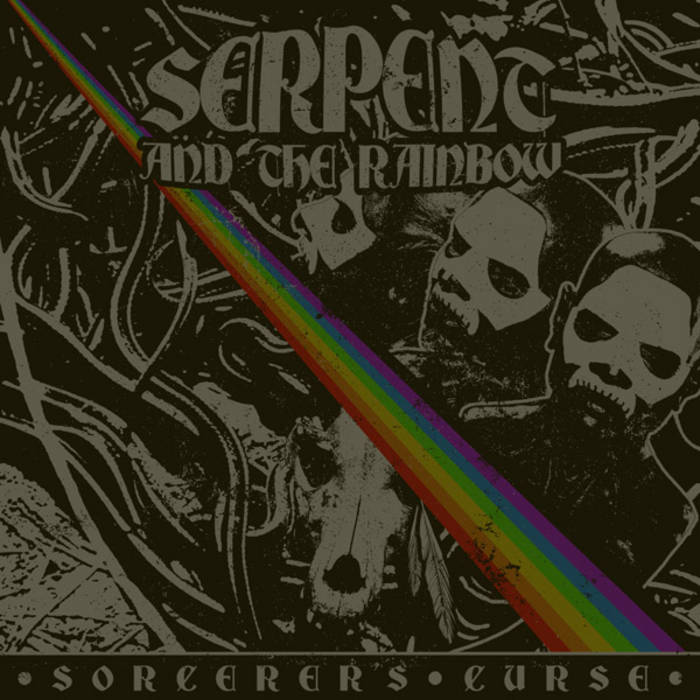 Sorcerer's Curse EP cover art