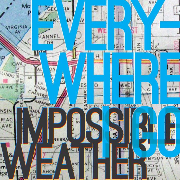 Everywhere I Go (single) cover art