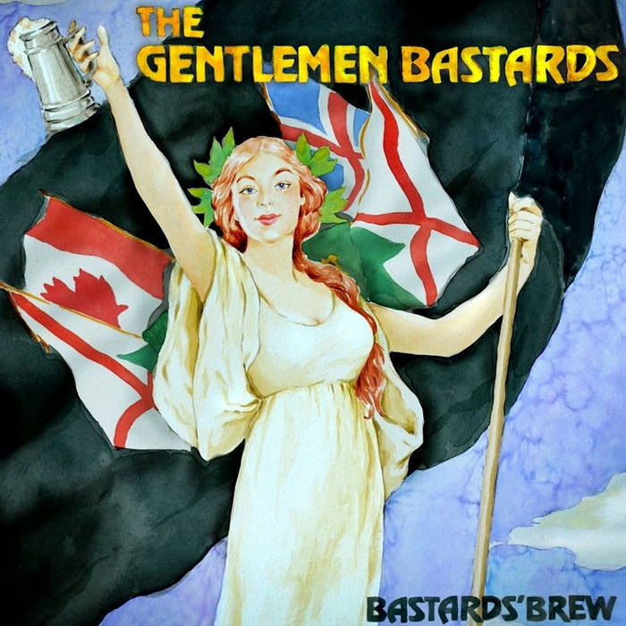 Bastards' Brew cover art