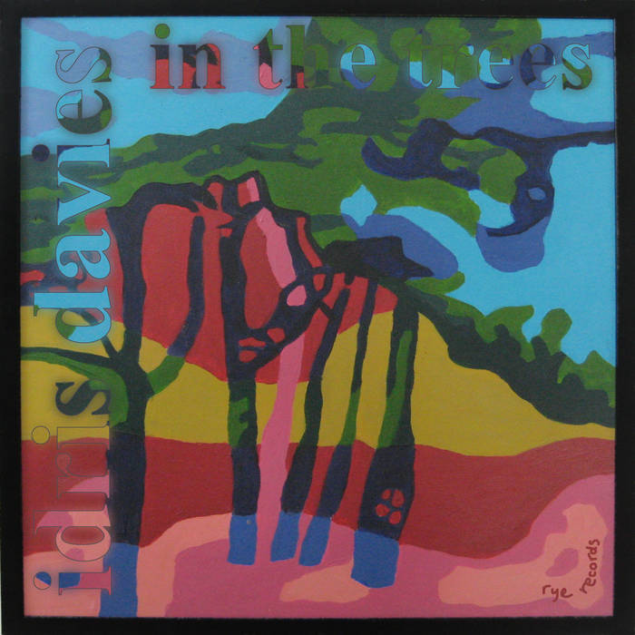 Sketch Songs - IN THE TREES [2009] cover art
