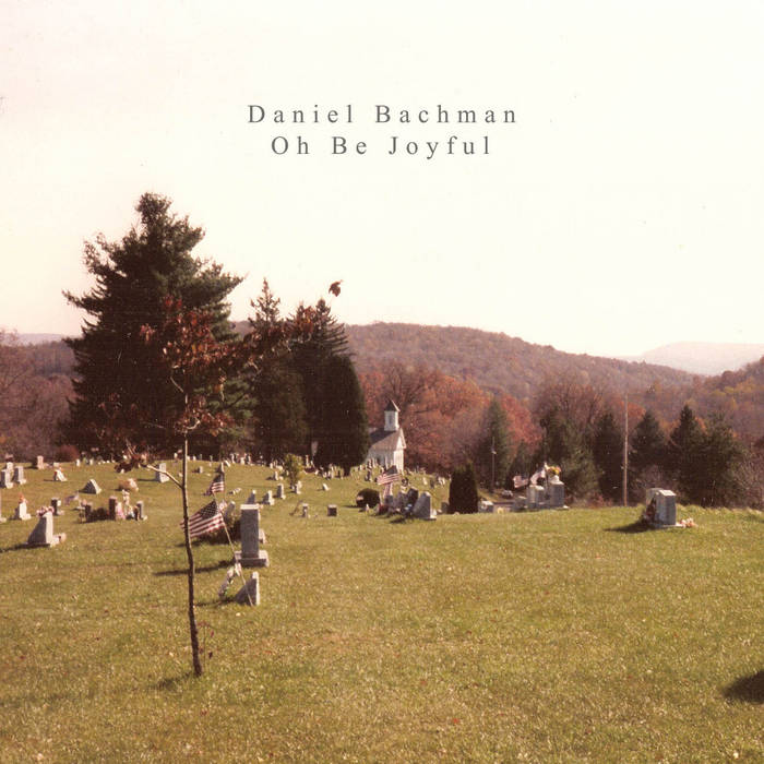 Oh Be Joyful cover art