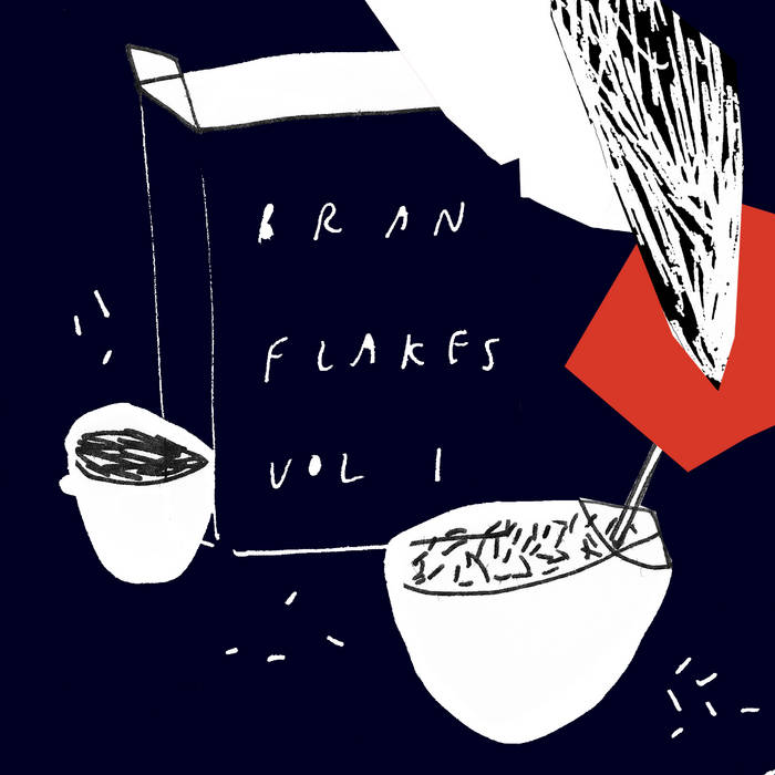 Bran Flakes Volume 1 cover art