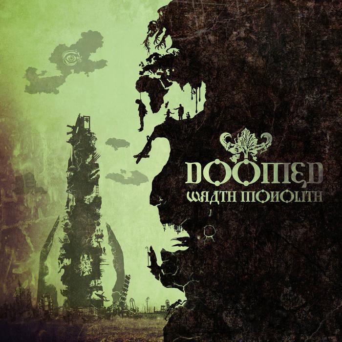 WRATH MONOLITH - 2015 cover art