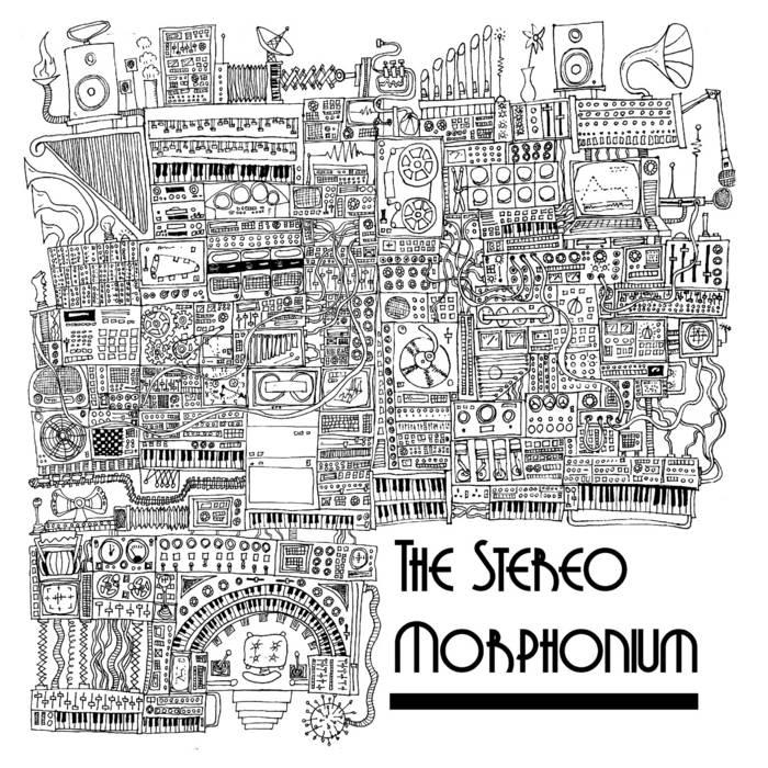 The Stereo Morphonium cover art