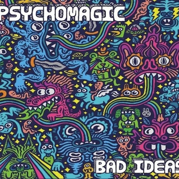 Bad Ideas cover art
