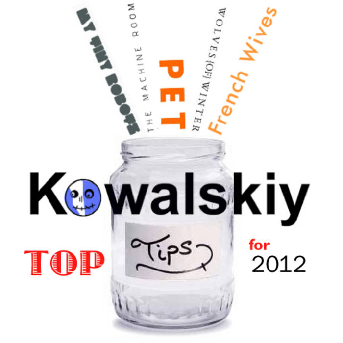 Kowalskiy's Free Monthly Scottish EP #19 cover art