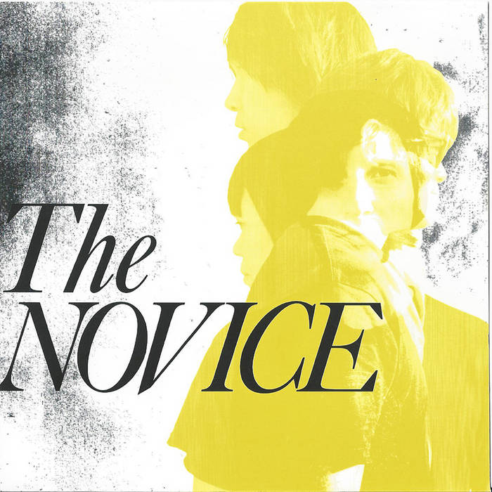 "The Novice - s/t 7"" cover art"