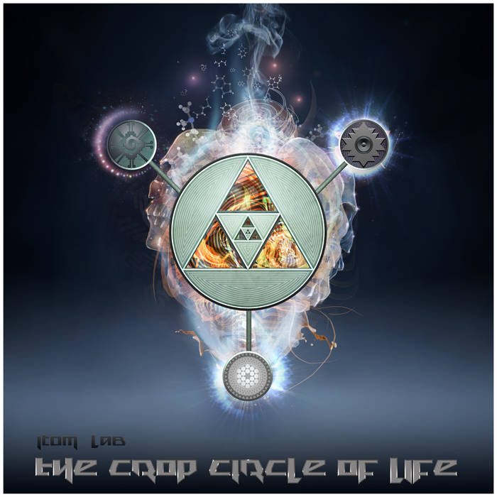The Crop Circle of Life cover art