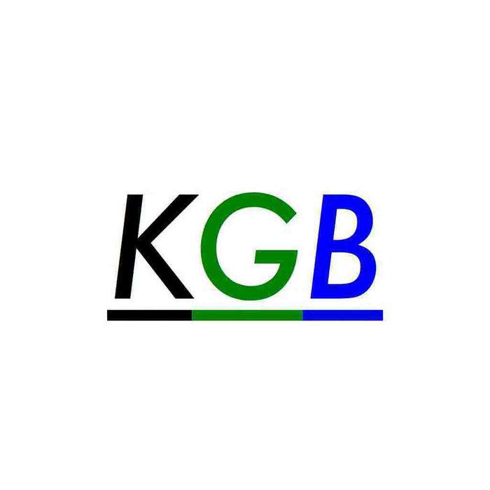 KGB cover art