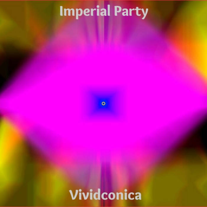 'Vividconica' EP cover art