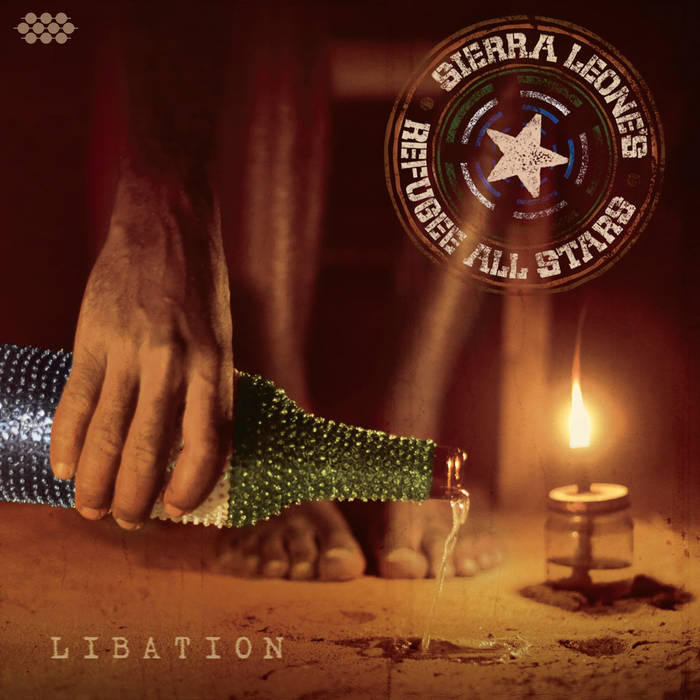Libation cover art