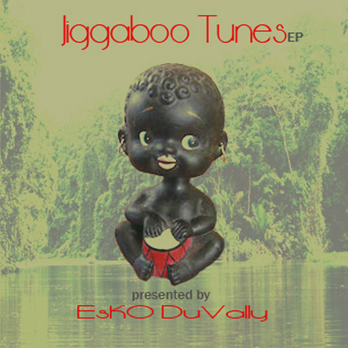 Jiggaboo Tunes EP cover art