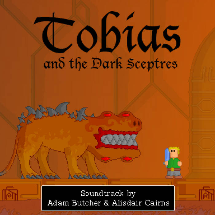 Tobias and the Dark Sceptres cover art