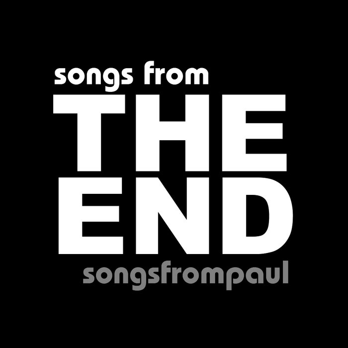 Songs From The End cover art