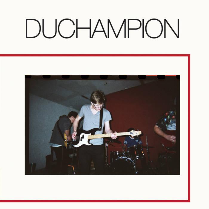 DUCHAMPION cover art