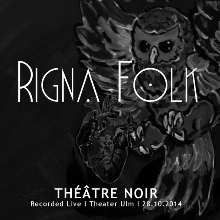 Théâtre Noir (live album) cover art