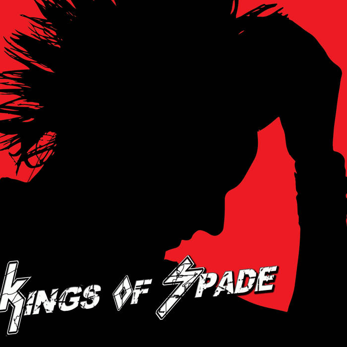 KINGS OF SPADE cover art