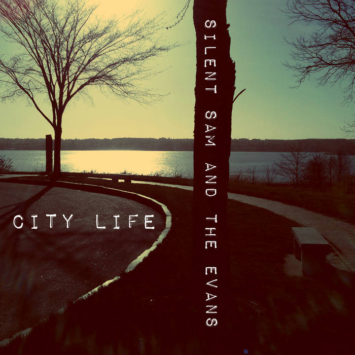 City Life EP cover art