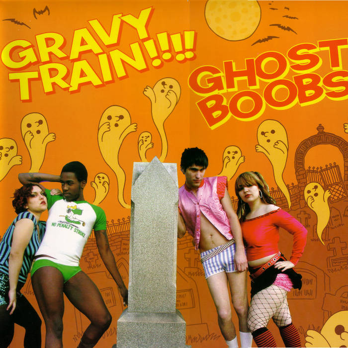 Ghost Boobs cover art
