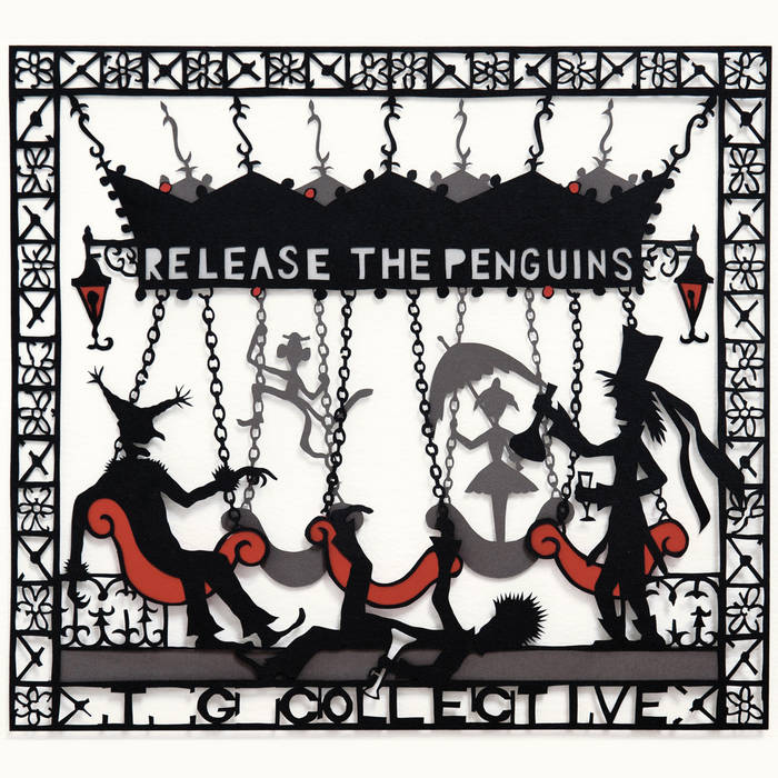 Release The Penguins cover art