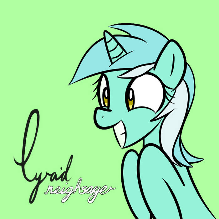 Lyra'd cover art