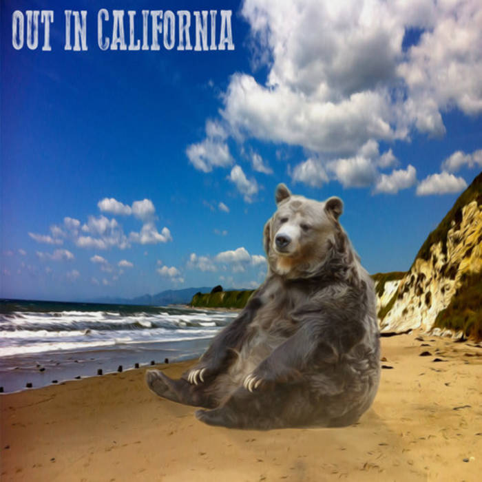 Out in California cover art