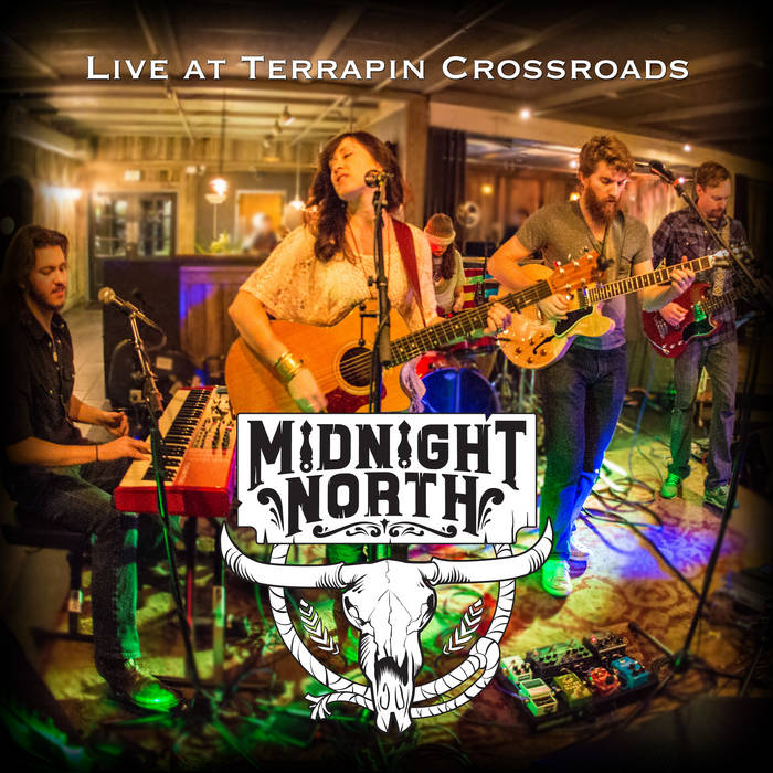Live at Terrapin Crossroads cover art