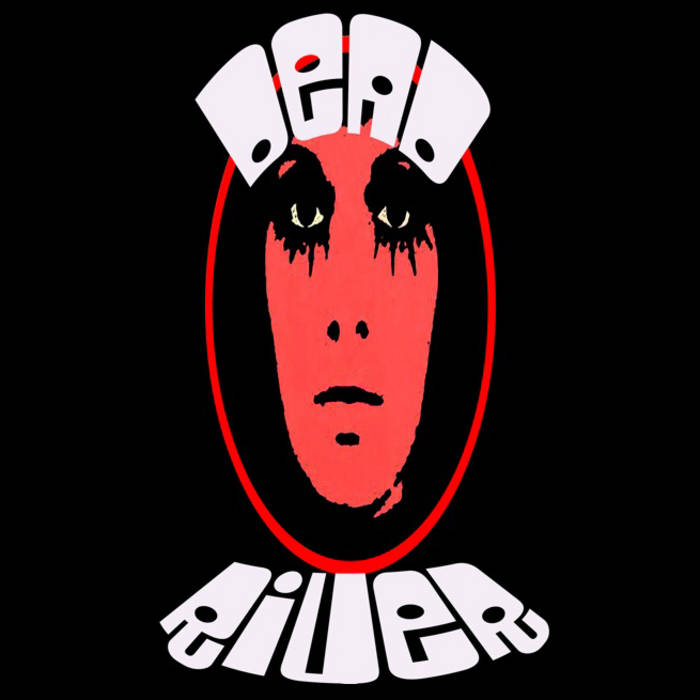 DEAD RIVER cover art