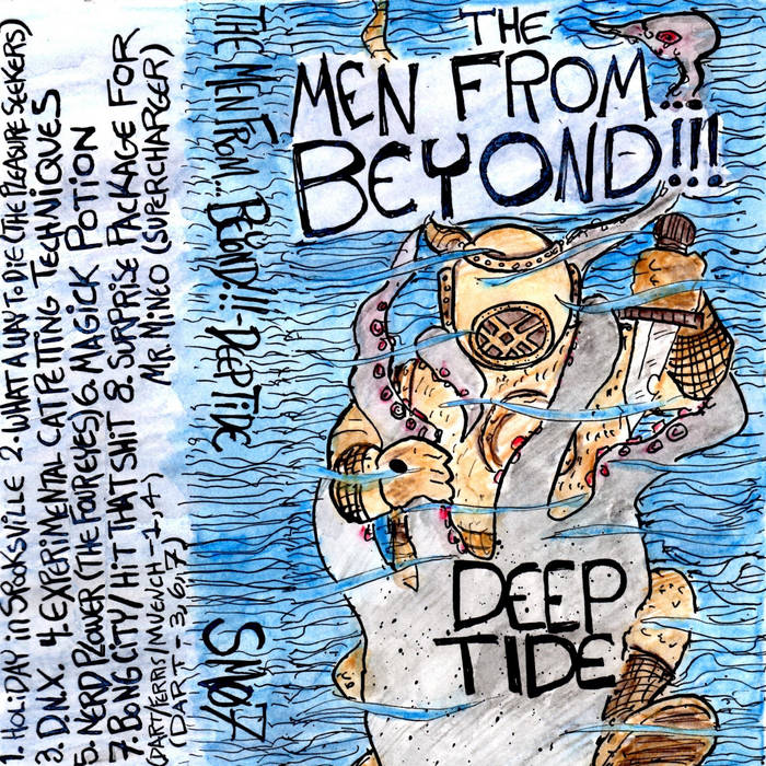 Deep Tide cover art