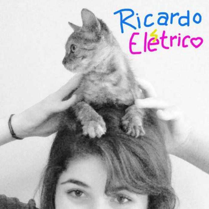 Ricardo Elétrico EP cover art
