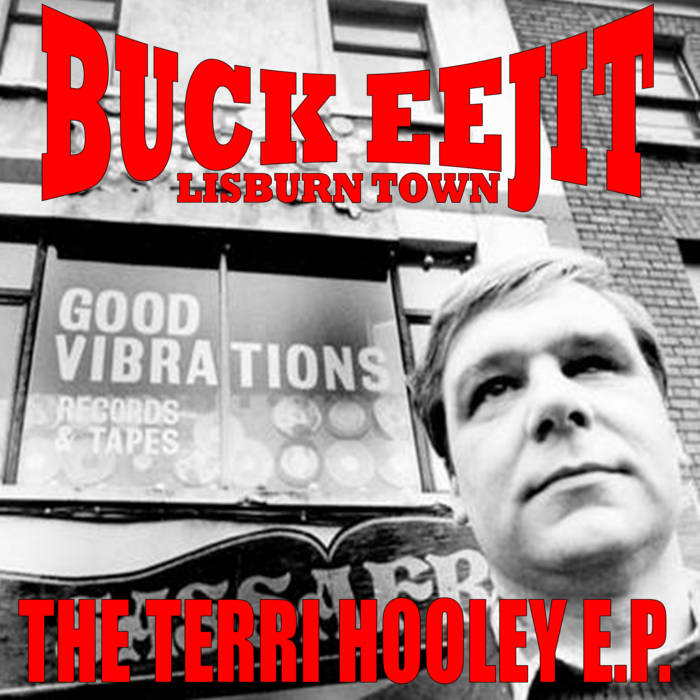 The Terri Hooley EP cover art