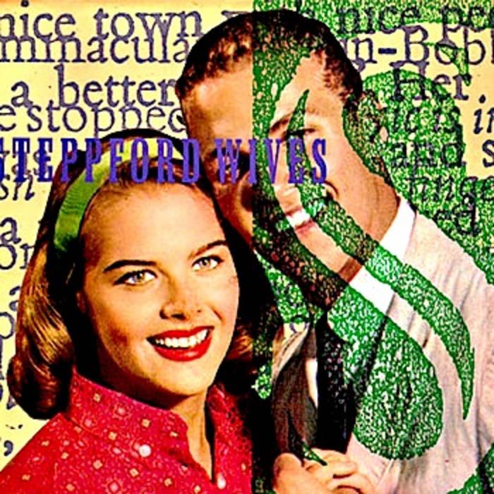 Stepford Wives cover art