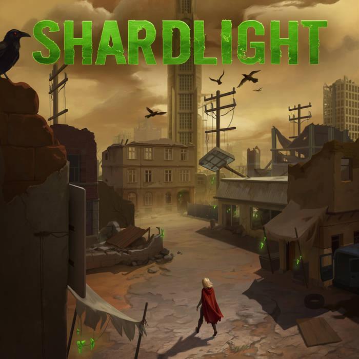 Shardlight Soundtrack cover art