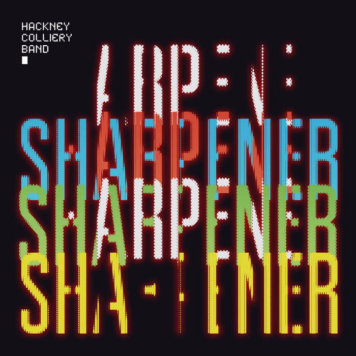 Sharpener cover art