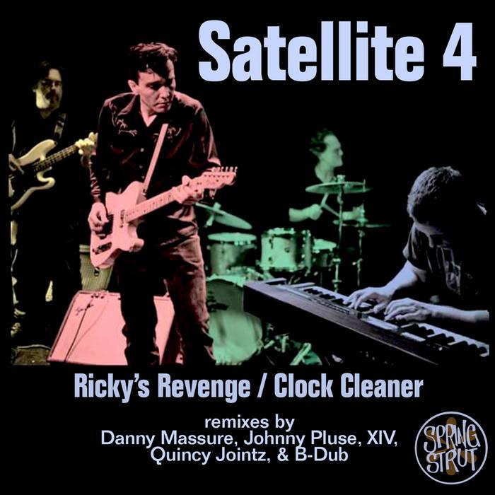 Ricky's Revenge (Remixes) cover art