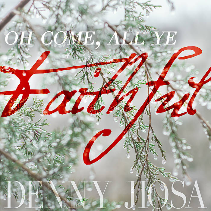 OH COME ALL YE FAITHFUL cover art